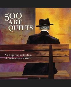 Cover of 500 Art Quilts