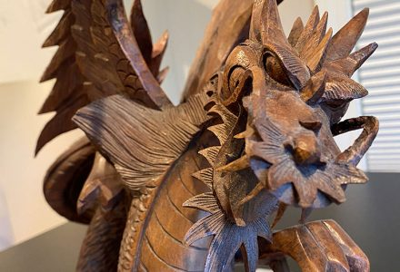 photo of Wooden Dragon